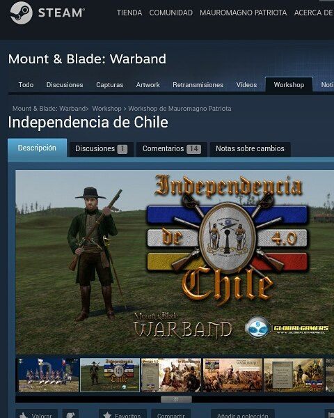 [A][ES] Mod Independencia de Chile - Página 10 22893910