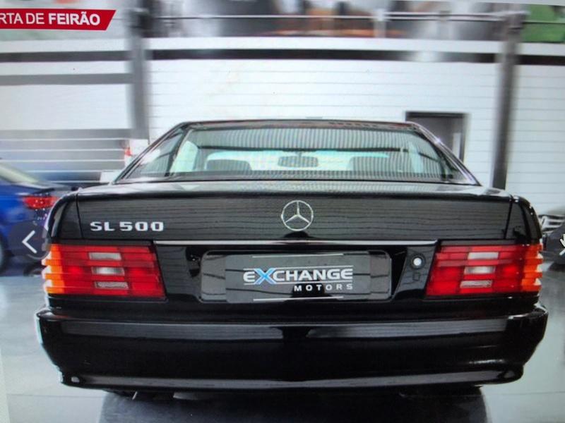 Mercedes SL 500 a venda , alguém conhece? Img_1215