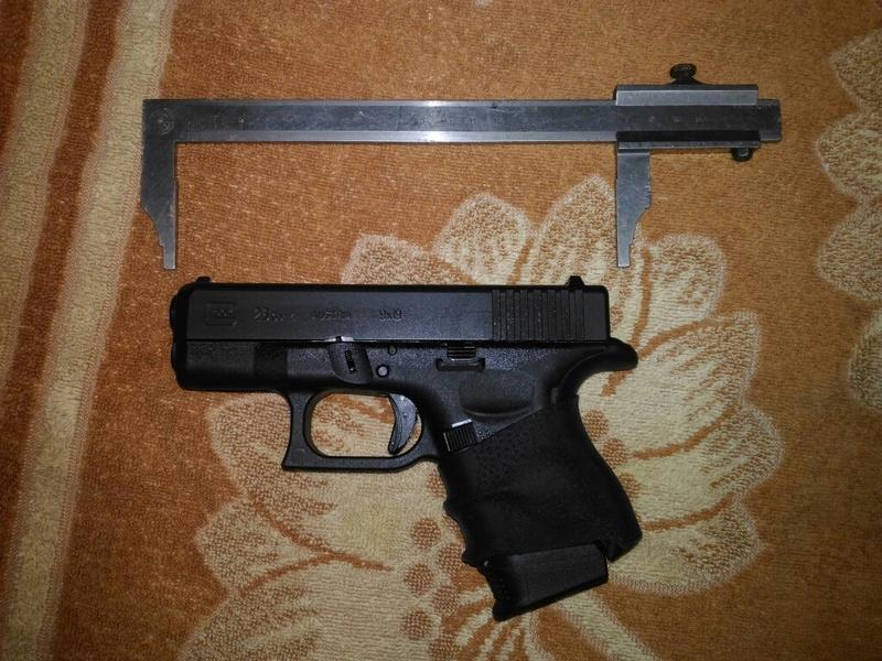 [REVIEW] Mon outil favori : Glock 26 22222210