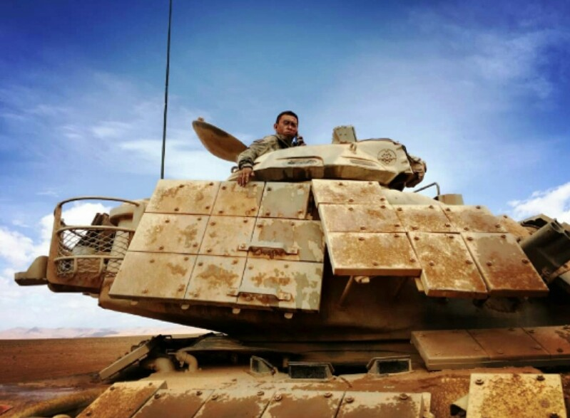 Les FAR et le Cinema / Moroccan Armed Forces in Movies - Page 9 2018-035