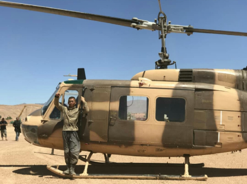 Les FAR et le Cinema / Moroccan Armed Forces in Movies - Page 9 2018-036
