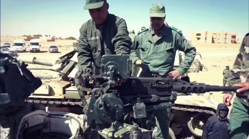 Les FAR et le Cinema / Moroccan Armed Forces in Movies - Page 9 2018-041