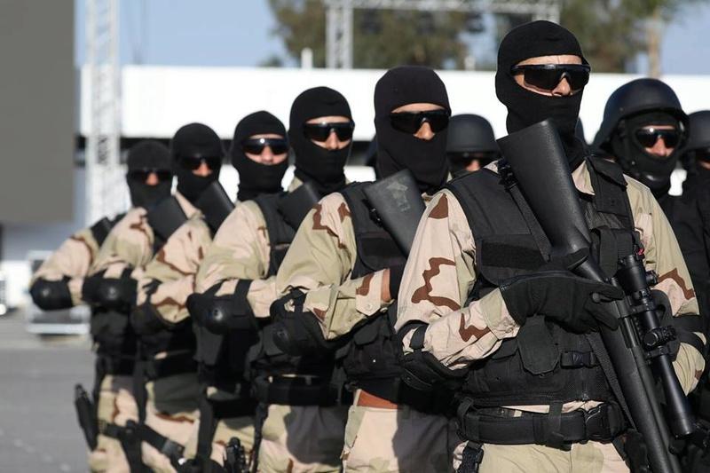 Moroccan Special Forces/Forces spéciales marocaines  :Videos et Photos : BCIJ, Gendarmerie Royale ,  - Page 14 32780810