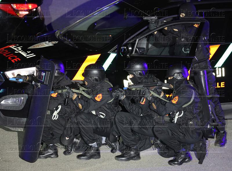 Moroccan Special Forces/Forces spéciales marocaines  :Videos et Photos : BCIJ, Gendarmerie Royale ,  - Page 14 62-ans14