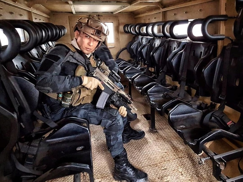Les FAR et le Cinema / Moroccan Armed Forces in Movies - Page 9 7de58910