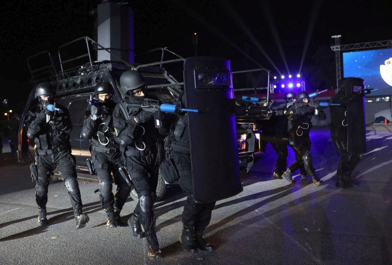 Moroccan Special Forces/Forces spéciales marocaines  :Videos et Photos : BCIJ, Gendarmerie Royale ,  - Page 13 Ftt10