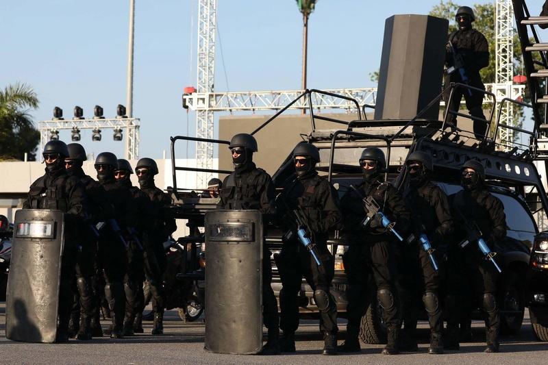 Moroccan Special Forces/Forces spéciales marocaines  :Videos et Photos : BCIJ, Gendarmerie Royale ,  - Page 13 Receiv22
