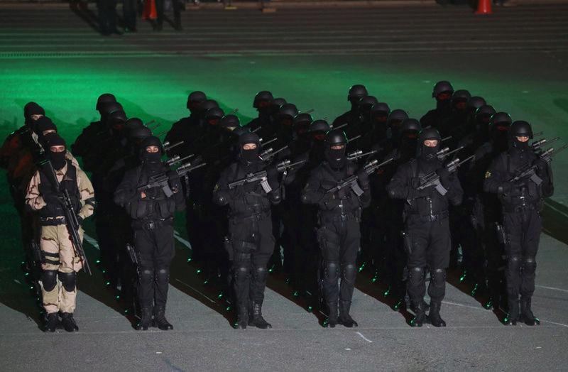 Moroccan Special Forces/Forces spéciales marocaines  :Videos et Photos : BCIJ, Gendarmerie Royale ,  - Page 13 Receiv23
