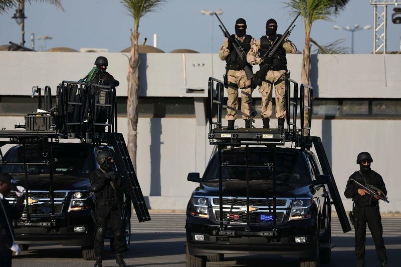 Moroccan Special Forces/Forces spéciales marocaines  :Videos et Photos : BCIJ, Gendarmerie Royale ,  - Page 14 Receiv31