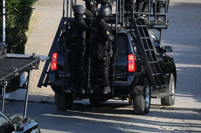 Moroccan Special Forces/Forces spéciales marocaines  :Videos et Photos : BCIJ, Gendarmerie Royale ,  - Page 14 Receiv33