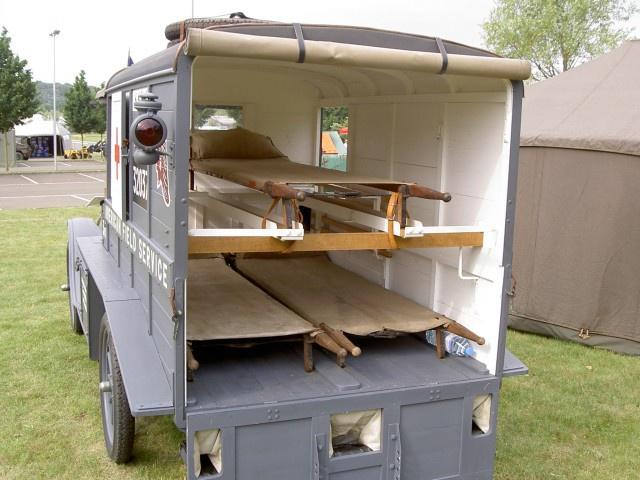 La noria des ambulances  pour St ROCH, [icm] Ford t 1/35 47862410