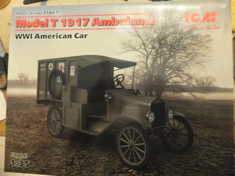 La noria des ambulances  pour St ROCH, [icm] Ford t 1/35 Dscf9313
