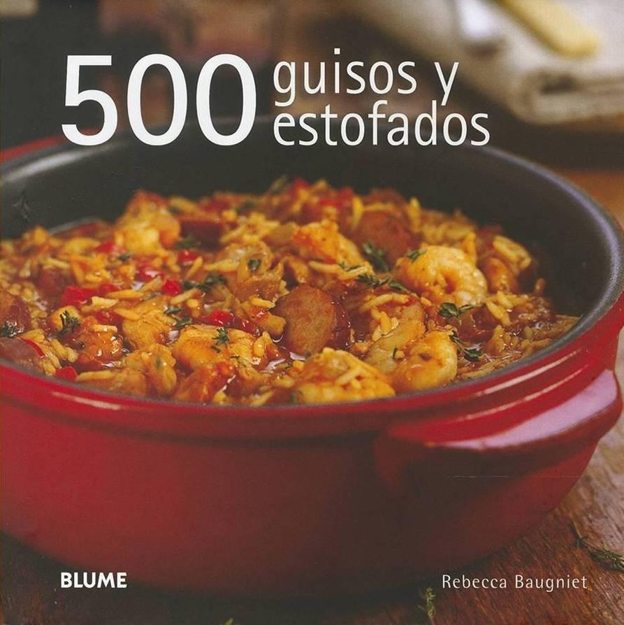 500 guisos y estofados - Rebecca Baugniet 00978810