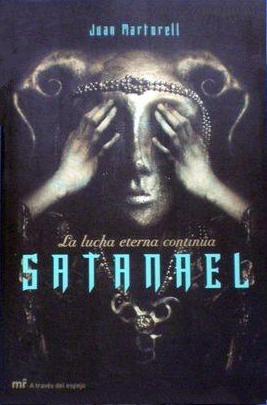 Satanael - Juan Martorell Portad10