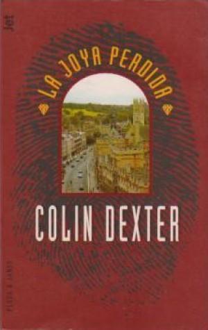 La joya perdida - Colin Dexter Portad11