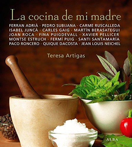 La cocina de mi madre - Teresa Artigas Portad17