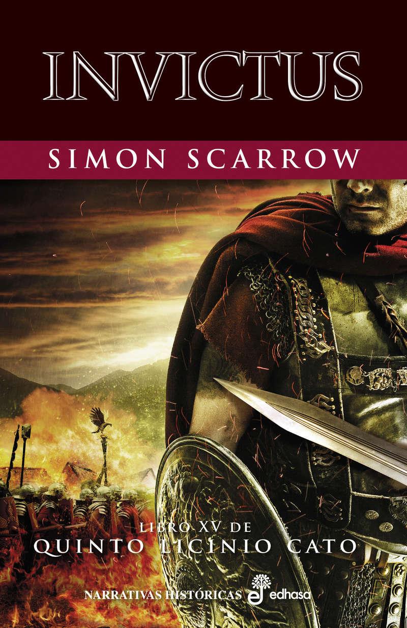 Invictus - Simon Scarrow Portad18