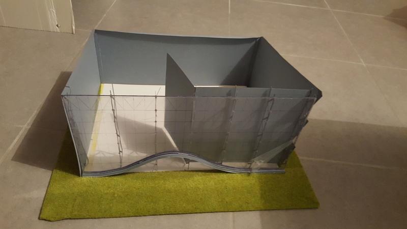 Maquettes de pavillons du Futuroscope par Nicoland - Page 2 20171010