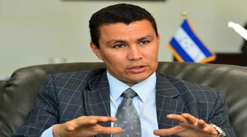 """Brujo:""""el crimen organizado ha permeado sociedad hondureña"""". Ebal Diaz Ebal-d10"""