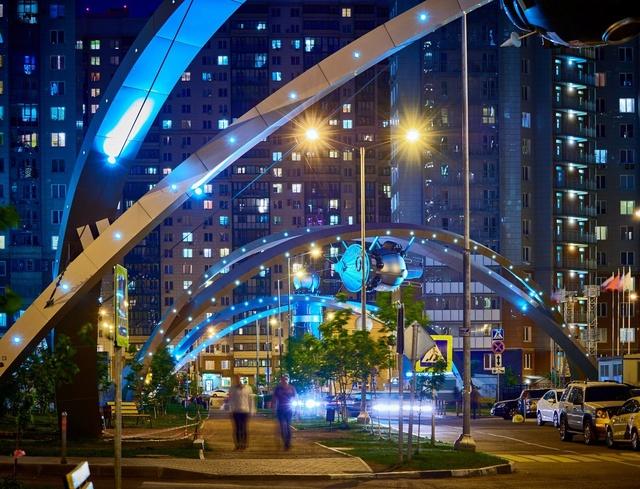 """Обустройство и развитие придомовых территорий в жилых комплексах от Эталон. Примерная перспектива в """"Летнем саду""""? 5510"""