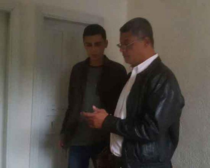 Jose Zamora , el quinto supuesto implicado en muerte de Collier, se presento voluntariamente a los juzgados Jose_z10