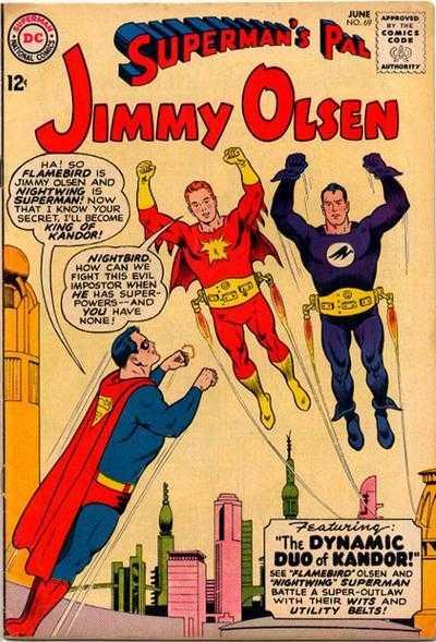 Powergirl,¿personaje subvalorado en DC Universe?: 34036410