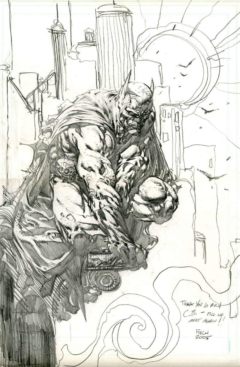 The Sentry by Gapf:  Batman10