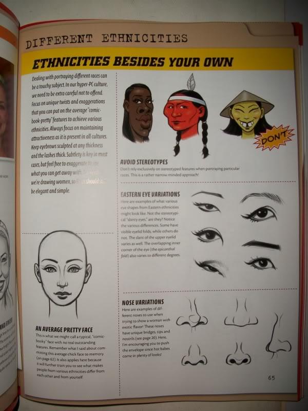 Como  representar rasgos étnicos en mujeres Imagen10