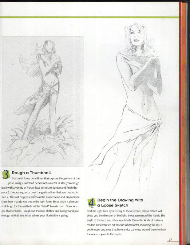 DRAW A BEAUTIFUL WOMAN by Greg Land Thumbn11