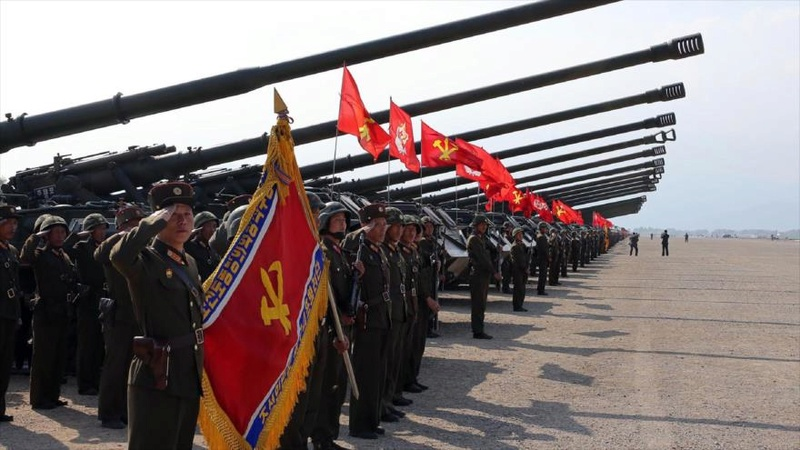 Estados Unidos podria perder una guerra con Corea del Norte , dice ex comandante estadounidense de alto rango Ejerci10