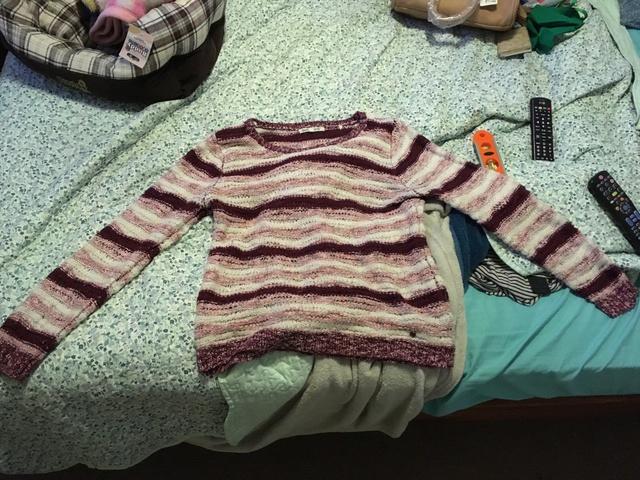 Busco patron para sweater mujer Img_5910