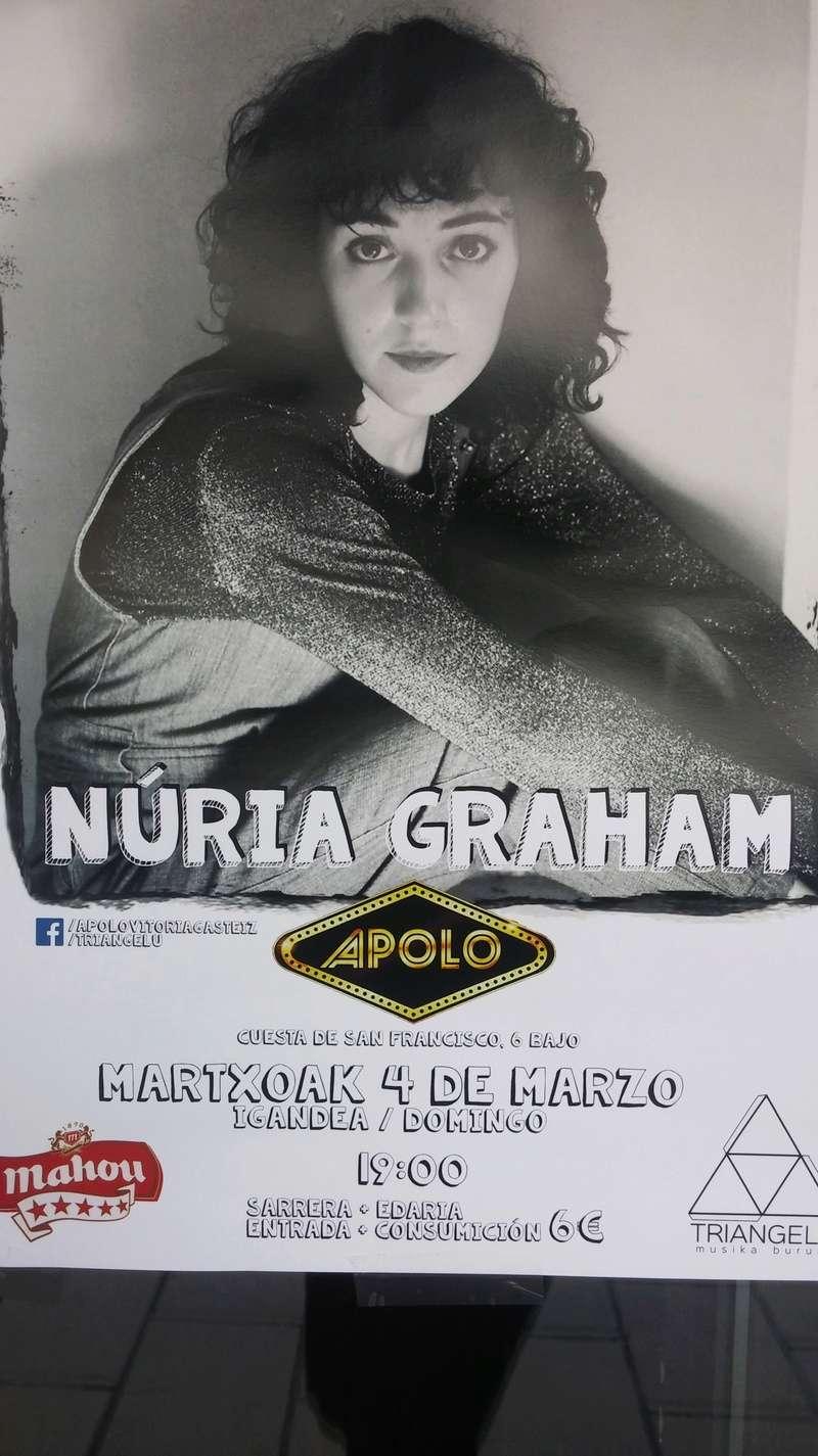 Núria Graham - Página 2 20180311