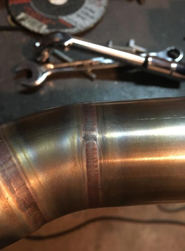 Double pot GSR 750 fait maison  42c8f510