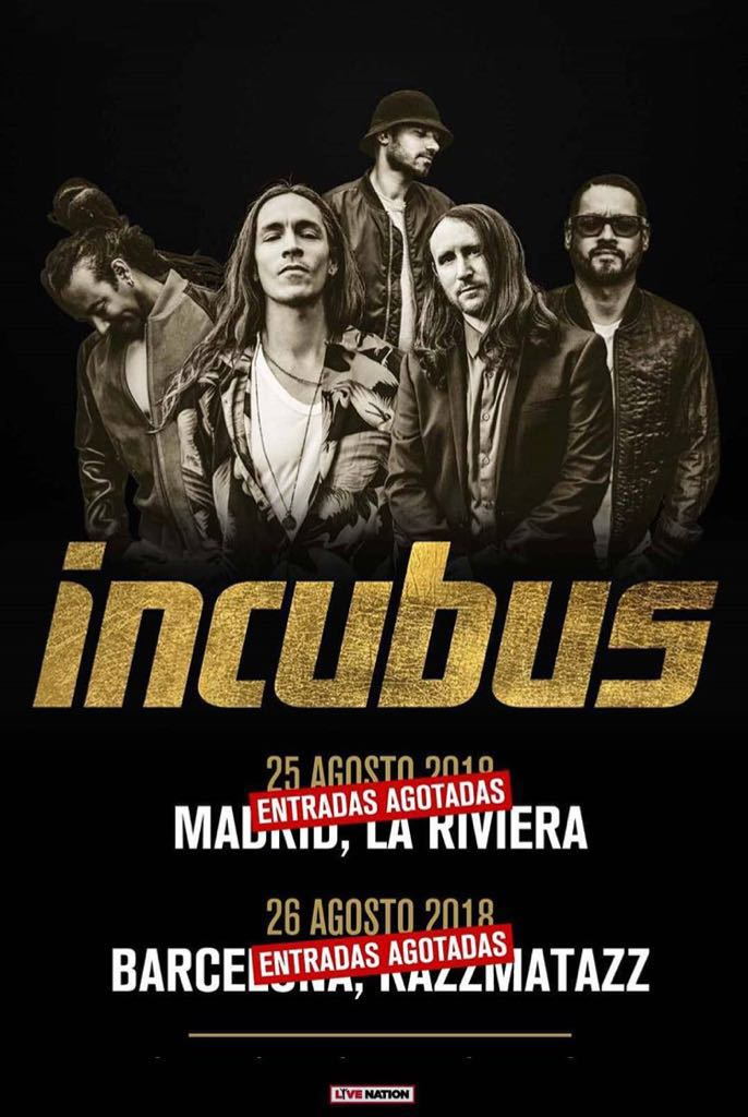 "INCUBUS - ""8"" / 21-04-2017 / Hay single - Página 8 9d170310"