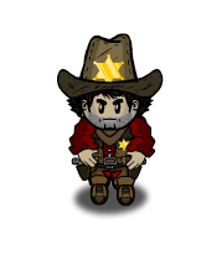 Imágenes de los Personajes Sherif10