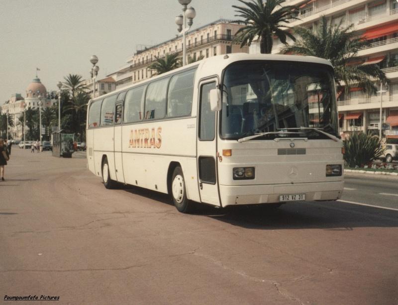 AUTOCARS ANTRAS  A2310