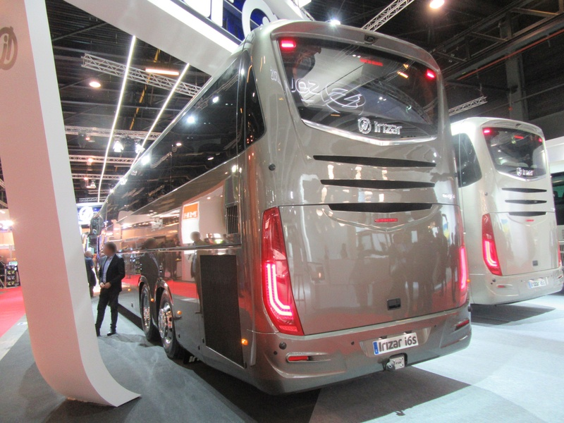 BUSWORLD EUROPE Kortrijk 2017 - Page 3 30_img13