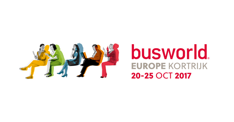 BUSWORLD EUROPE Kortrijk 2017 Visual10