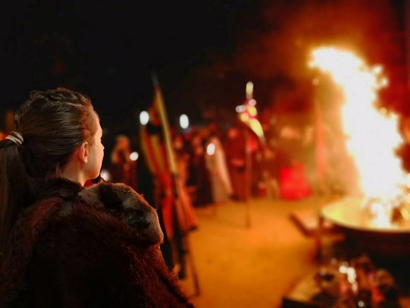 BODAS DE ISABEL DE SEGURA 2018 Fuego10