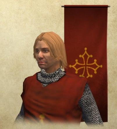 Panoplia del Conde Raimundo de Tolosa Raimon10