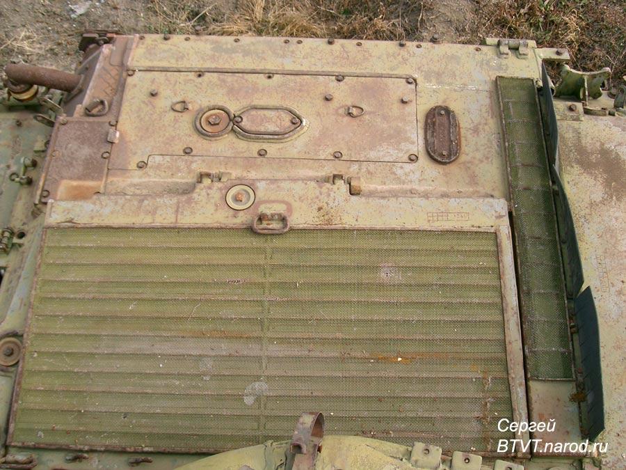 Т-64БВ - «окультуриваем» «СКИФ»  SKIF 1:35 №205  06044210