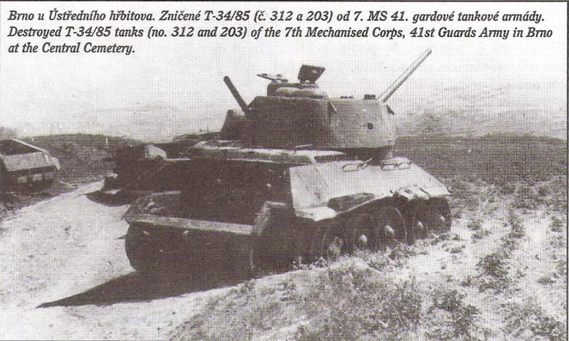 """Т-34/85 """"Мстители Донбасса"""" ГОТОВО 0_14a610"""