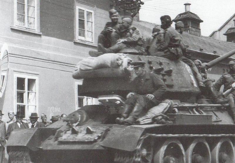 """Т-34/85 """"Мстители Донбасса"""" ГОТОВО 0_159810"""