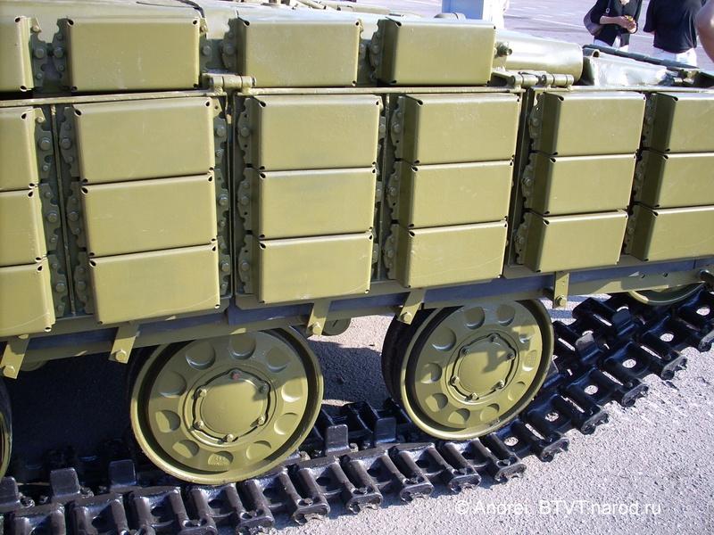 Т-64БВ - «окультуриваем» «СКИФ»  SKIF 1:35 №205  Dscn0110
