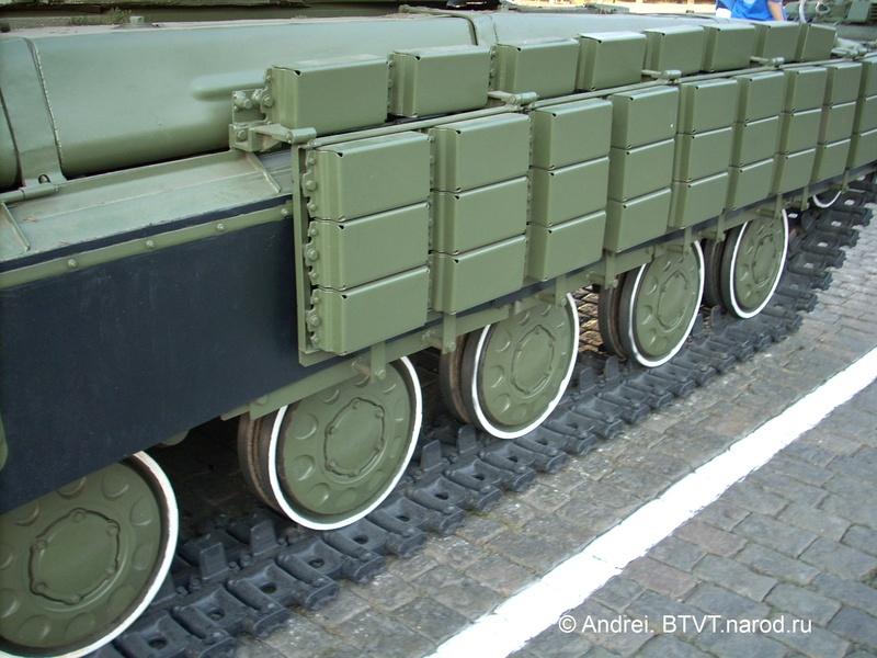Т-64БВ - «окультуриваем» «СКИФ»  SKIF 1:35 №205  Dscn0210