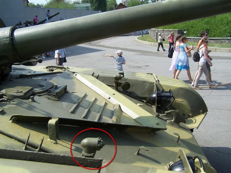 Т-64АВ Trumpeter 01580 1:35 Eai_ii10