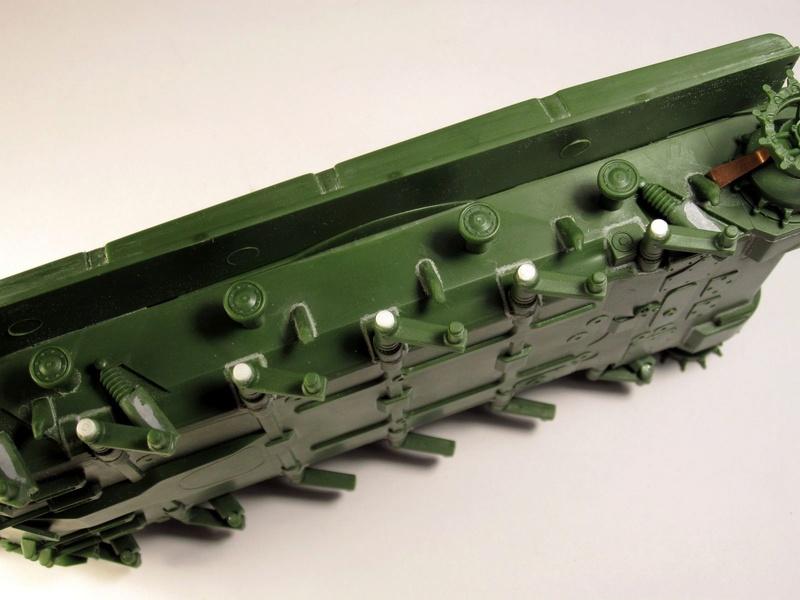 Т-64БВ - «окультуриваем» «СКИФ»  SKIF 1:35 №205  F00310