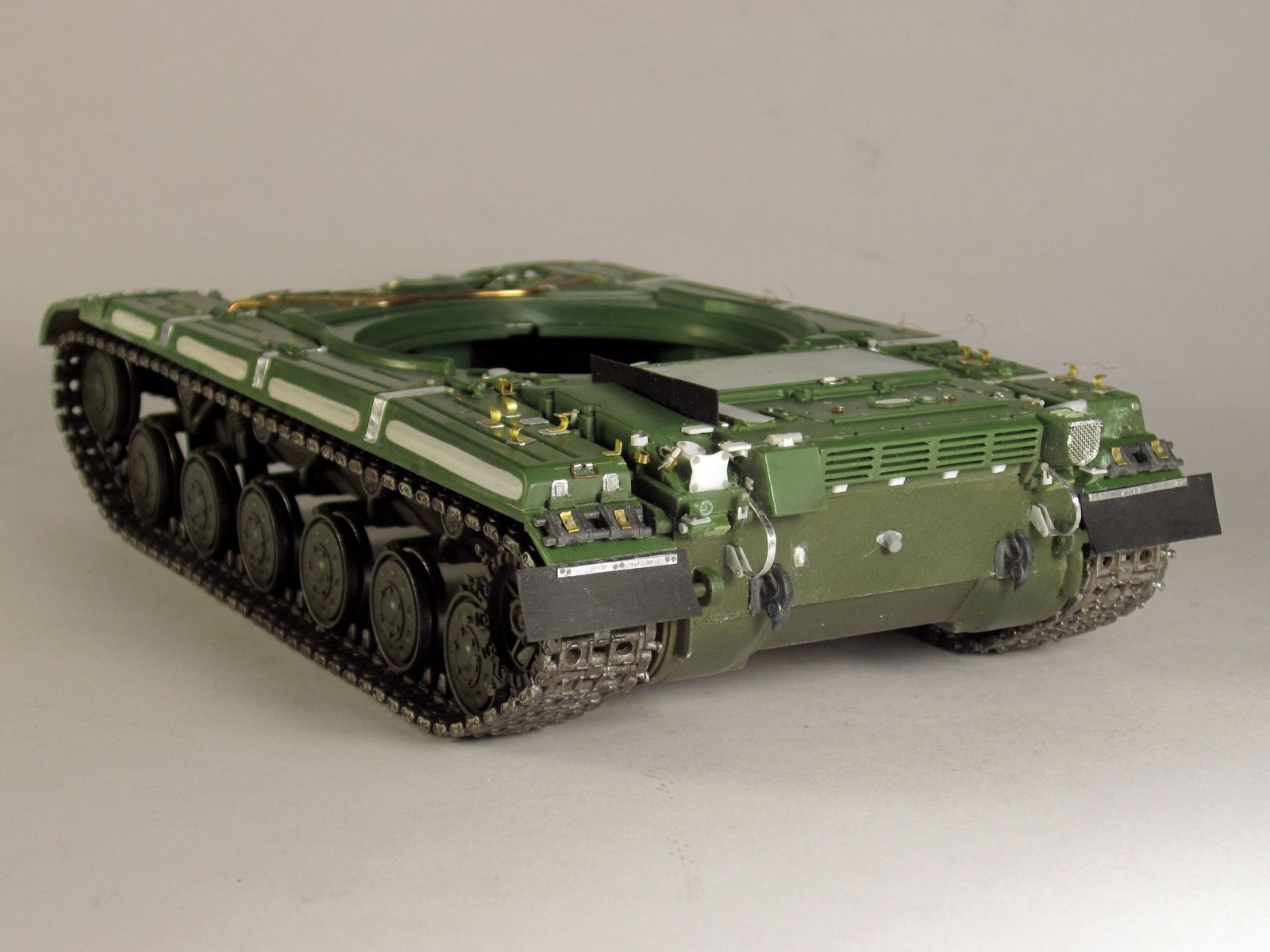 Т-64БВ - «окультуриваем» «СКИФ»  SKIF 1:35 №205  F02010