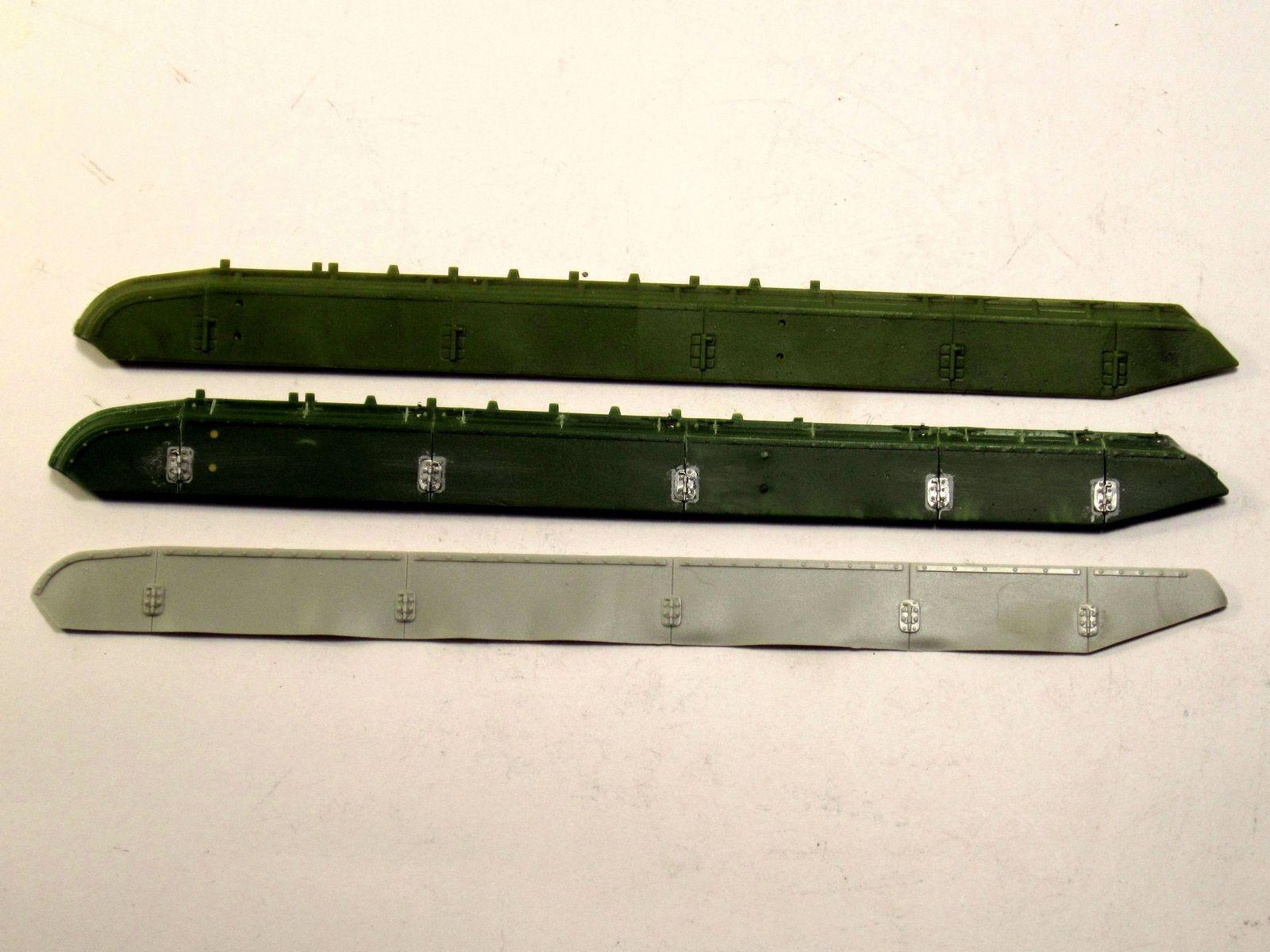 Т-64БВ - «окультуриваем» «СКИФ»  SKIF 1:35 №205  F02810