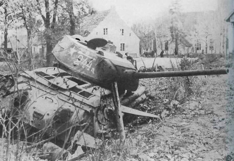 Т-34-85 з-да №112 с орудием С-53 Gvtk0210